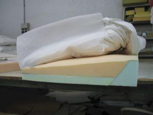 cuscini in poliuretano
